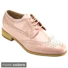 oxfor shoes in leather sole